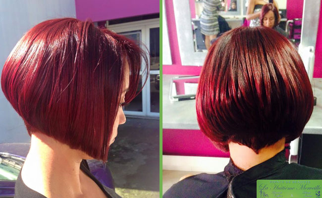 Forfait coiffure : couleur, coupe et brushing
